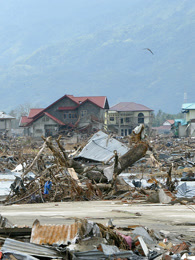 亚洲海啸:死亡之浪