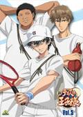 网球王子-男子汉之间的羁绊