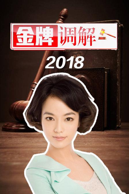 金牌调解 2018