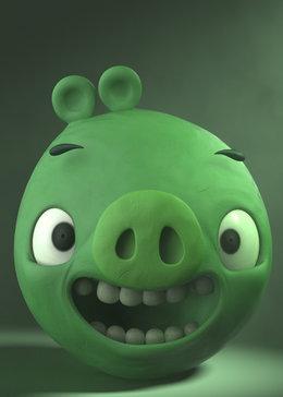 愤怒的小鸟之猪猪传第一季