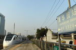 """京张高铁修建在即 记者带你告别百年""""清华园""""站"""
