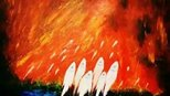 重彩韵律—品画家罗慧菁的抽象油画