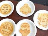 煎饼打印机:能画出各种图案