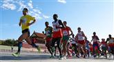 陶绍明讲述举办马拉松赛事内涵和意义