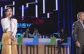 女神摇滚范儿 小宋佳搭档MLTR燃情《花儿·吻别》