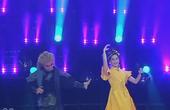 卢靖姗文松完美合唱《天下有情人》