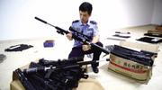 3名数控大专生网络制贩枪支 警方抓11名涉案人
