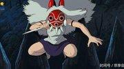 宫崎骏经典动画电影《幽灵公主》中珊的26个经典瞬间