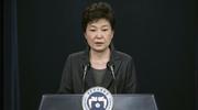 韩在野党3日凌晨向国会提交对朴槿惠弹劾动议案