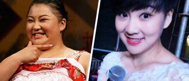 她曾是赵本山最丑女徒弟 如今狂瘦110斤惊变白天鹅