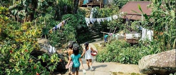 不一样的印度:全亚洲最干净的村庄