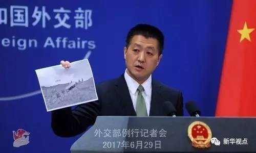 印军越界进入中国还狡辩 这些真相直击其要害