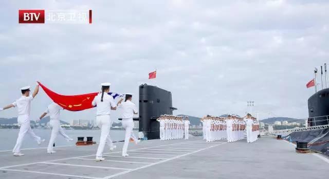 建军90周年献礼剧《深海利剑》展当代潜艇兵本色