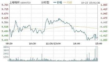 上海梅林股吧_2824  是否上市公司:是  是否发行债券:否 公司简称:上海梅林  股票