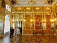 俄罗斯琥珀宫殿