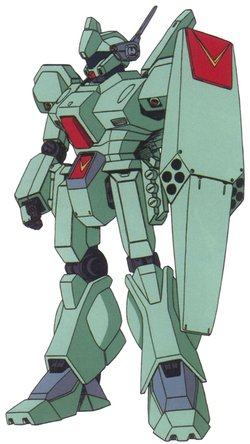 RGM-89J标准型杰刚