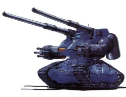 RX-75钢坦克(Origin)