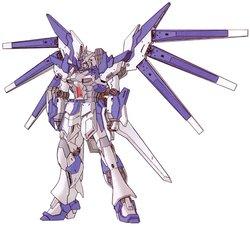 RX-93-ν2VHi-ν高达勇气型