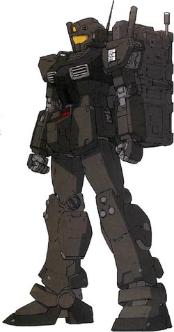RGM-79C[G]陆战用吉姆改