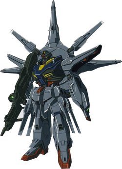 ZGMF-X13A神意高达