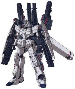 RX-0全装甲独角兽高达