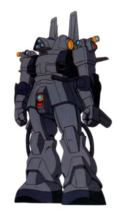 MS-06E-3强行侦察型扎古Ⅱ