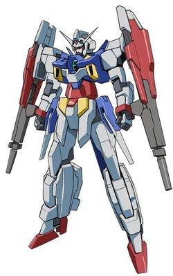 AGE-2DB高达AGE-2双枪型