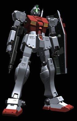 RGM-79【E】宇宙用先行量产型吉姆