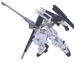 RX-124高达TR-6·加普兰Ⅱ
