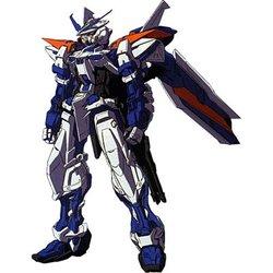 MBF-P03R异端高达蓝色机二型·改