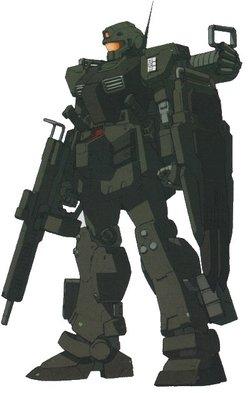 RGM-79CA突袭型吉姆