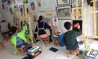 素描/年级/彩铅(3课程-6水粉)年级1次对小学生的危害上网图片