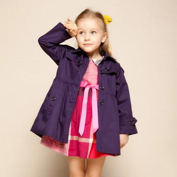 品牌童装 童装秋装外套