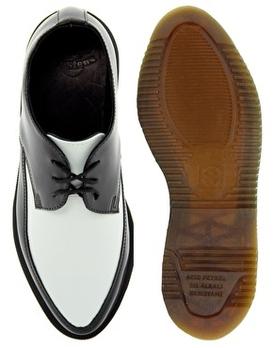 浅口女式马丁鞋