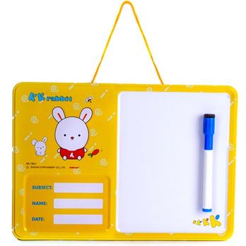 kk涂鸦板_智高玩具kk兔白板kk1801儿童涂鸦板写画板