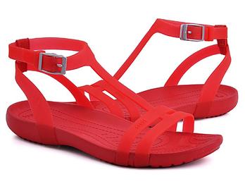 亮透系列croslite 赛丝凉鞋
