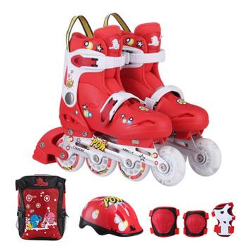 儿童溜冰鞋可调
