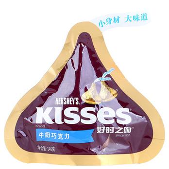 kisses好时之吻牛奶巧克力146g