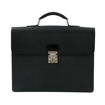 男士黑色手提公文包