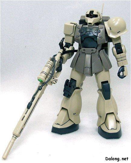 H71扎古Ⅰ狙击模式