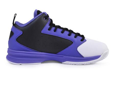 361度 男篮球鞋 黑/紫