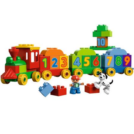 乐高 数字火车 l10558