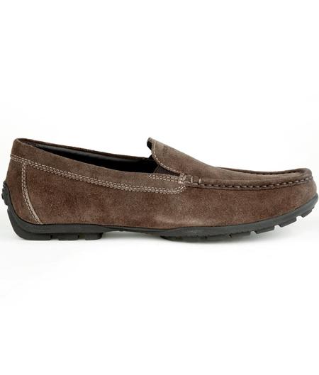 geox健乐士 绒面小牛皮休闲鞋