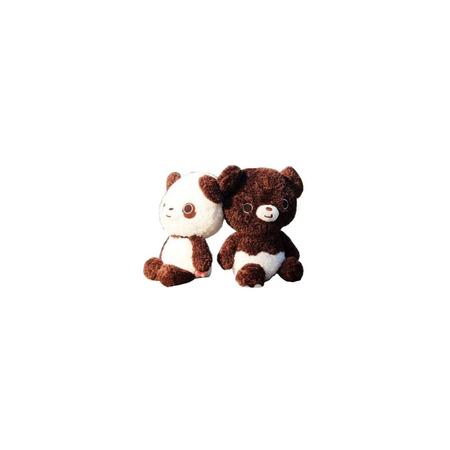 情侣熊 超可爱 巧克力熊抱抱熊
