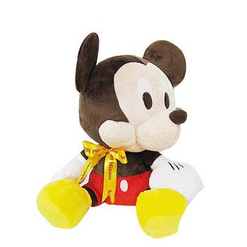 背靠背情侣米老鼠毛绒玩具
