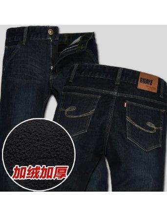韩版潮直筒小脚裤