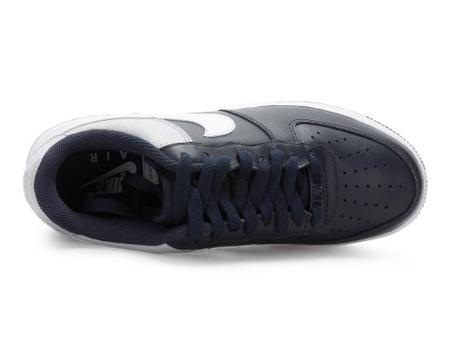 耐克(nike) 男板鞋 蓝黑/白/浅灰色