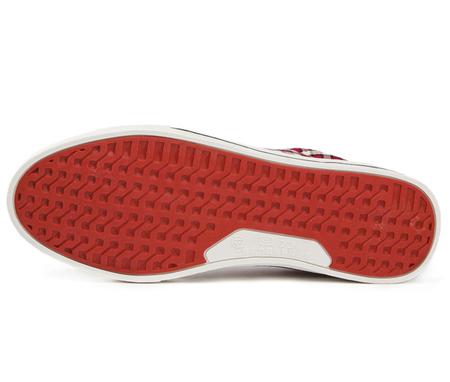 回力男式休闲运动鞋3373黑红(39)
