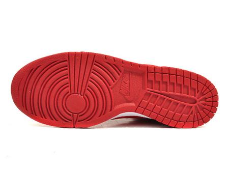 男式 经典dunk系列高帮简洁运动文化鞋