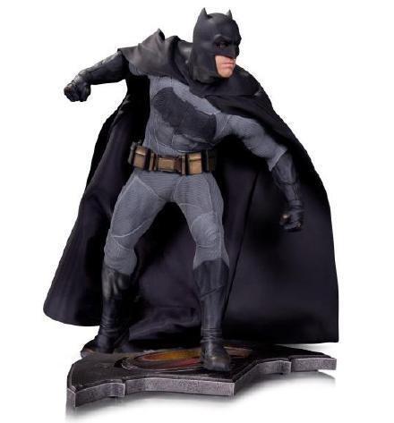 《蝙蝠侠大战超人》SDCC漫展雕像曝光